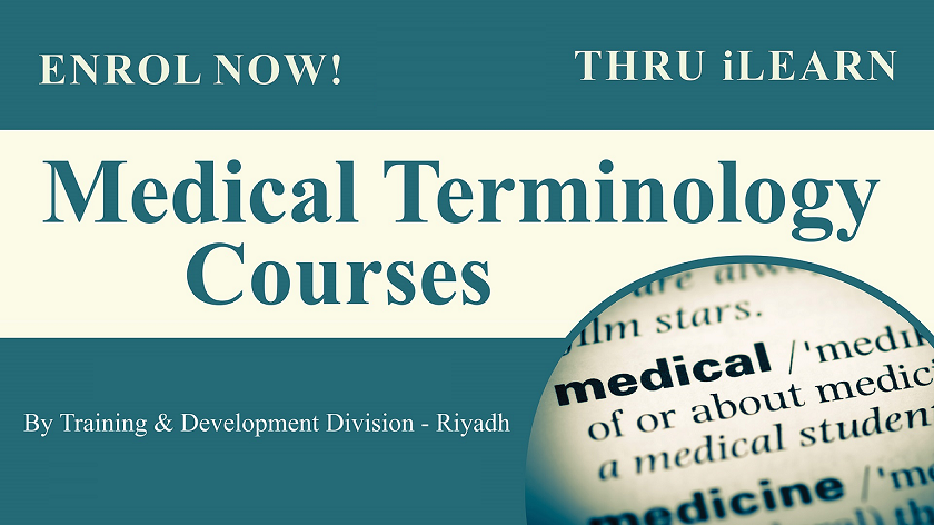 Medical Terminology Course Level 4 King Faisal Specialist Hospital